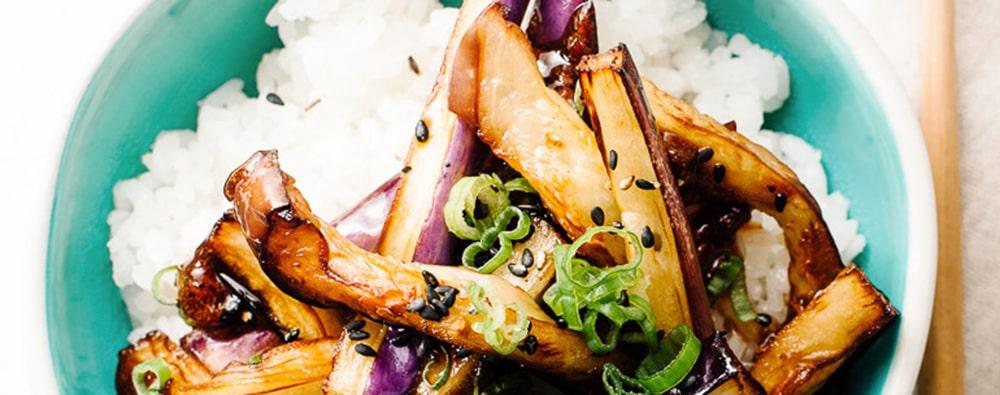 Recipe: Asian eggplant plant