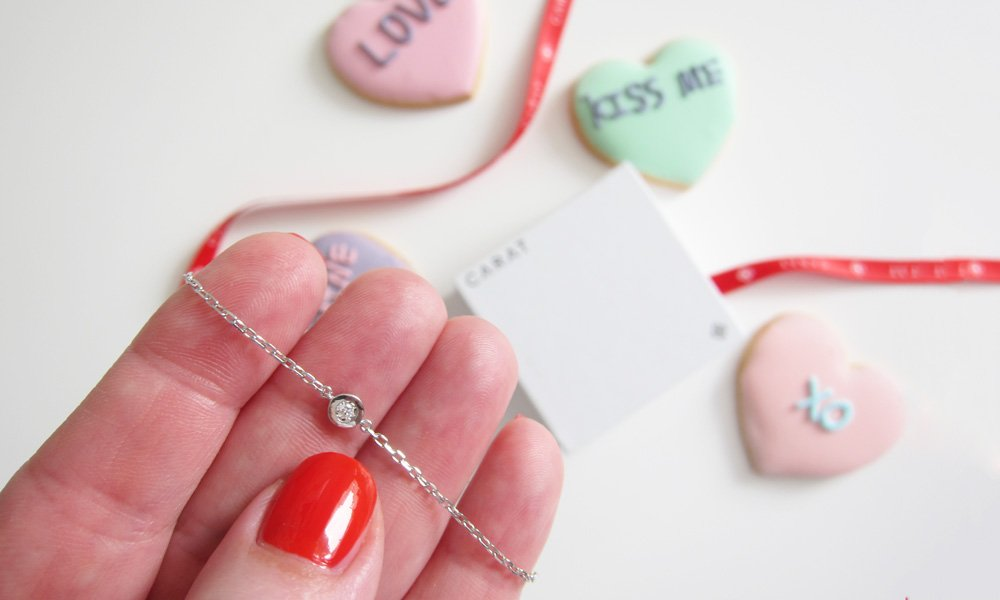 Diamonds for Me: Valentine's Giveaway with Carat