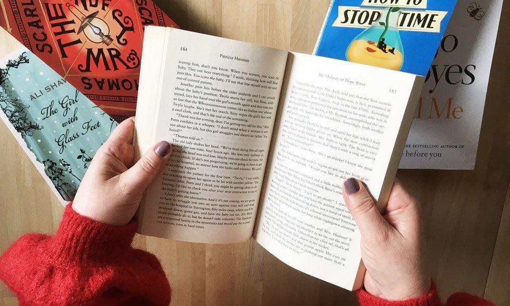 Five new novels that just grab you