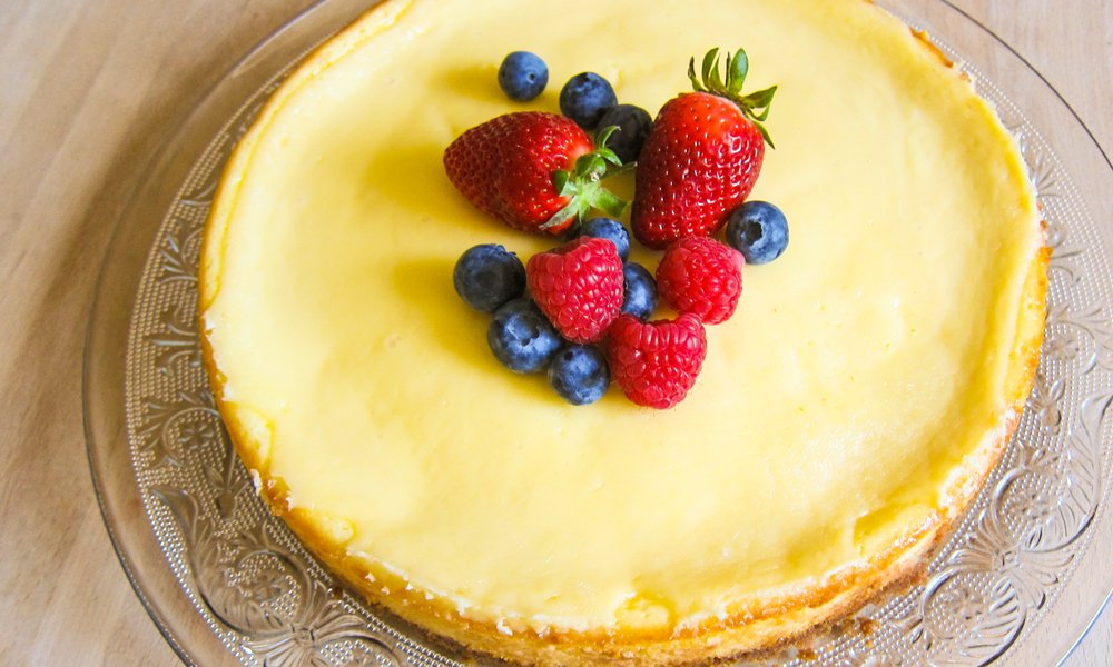 The time has come: recipe for the hottest cheesecake in the world