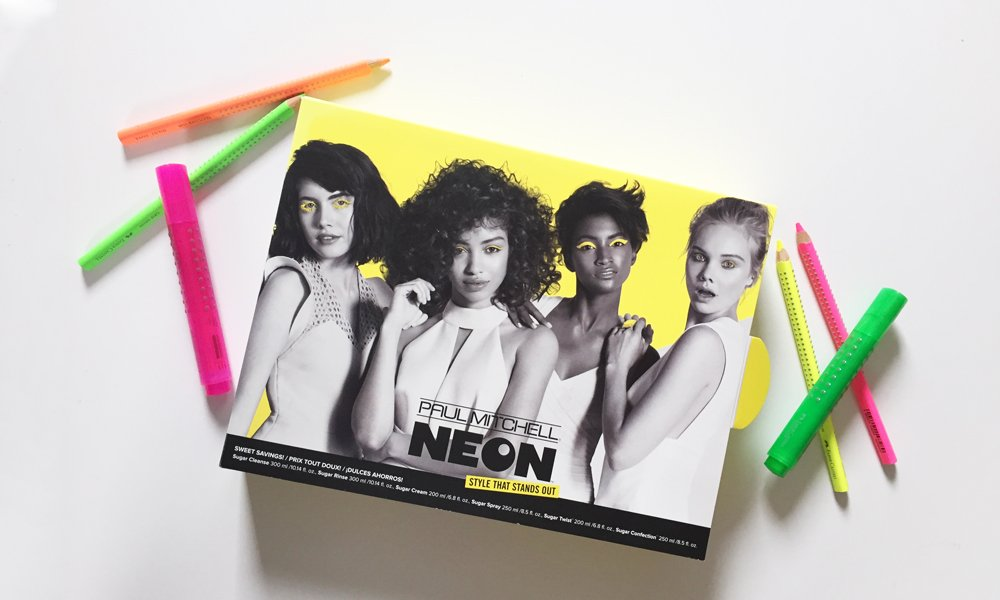 Friday Win: Paul Mitchell NEON Haircare