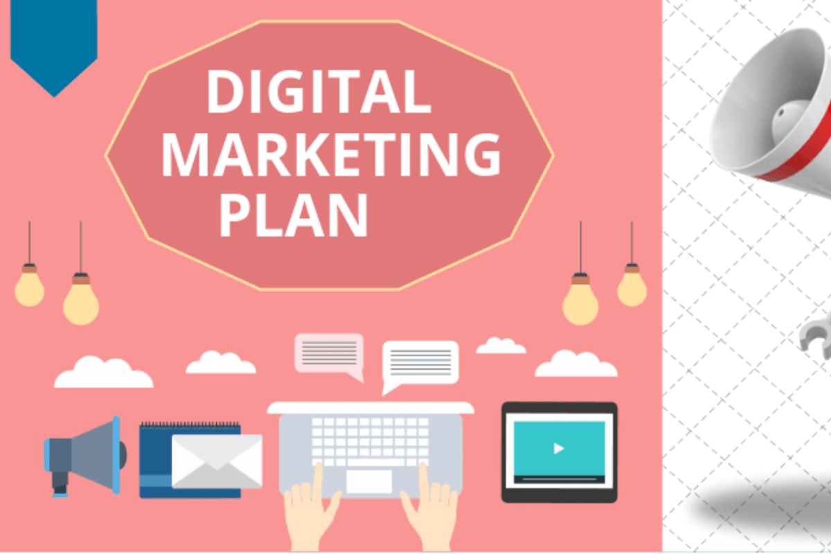 Digital Marketing Plan: Basic guide for your online business