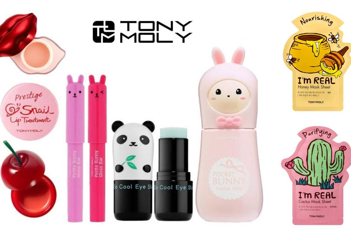 Top 5 Tony Moly Products for Your Makeup Collection