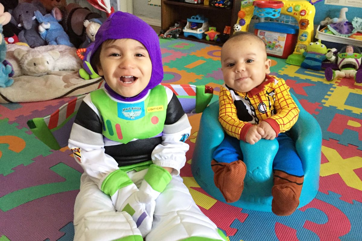 5 Last Minute Halloween Costume Ideas for Baby and Big Sis