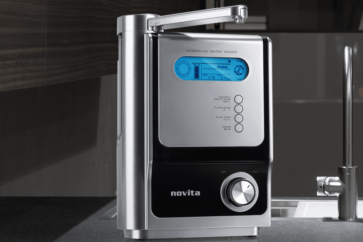 What is a water ionizer for?
