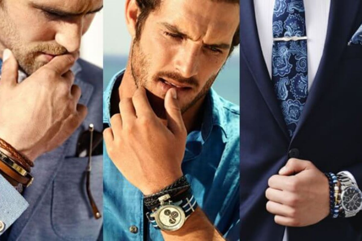 5 Online Trends in Men's Jewelry: Your Guide to Great Styling