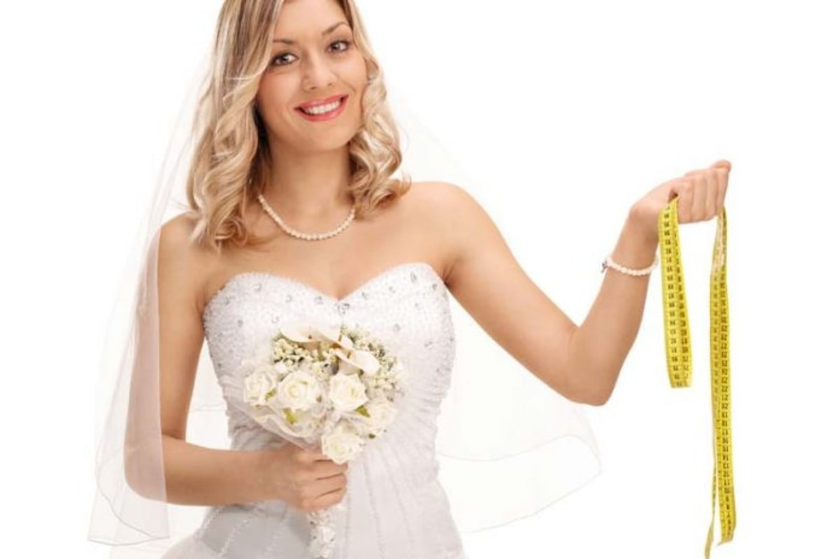 Losing Weight and Toning Up for Your Wedding