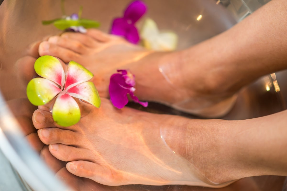 Reasons To Use A Foot Bath Massager