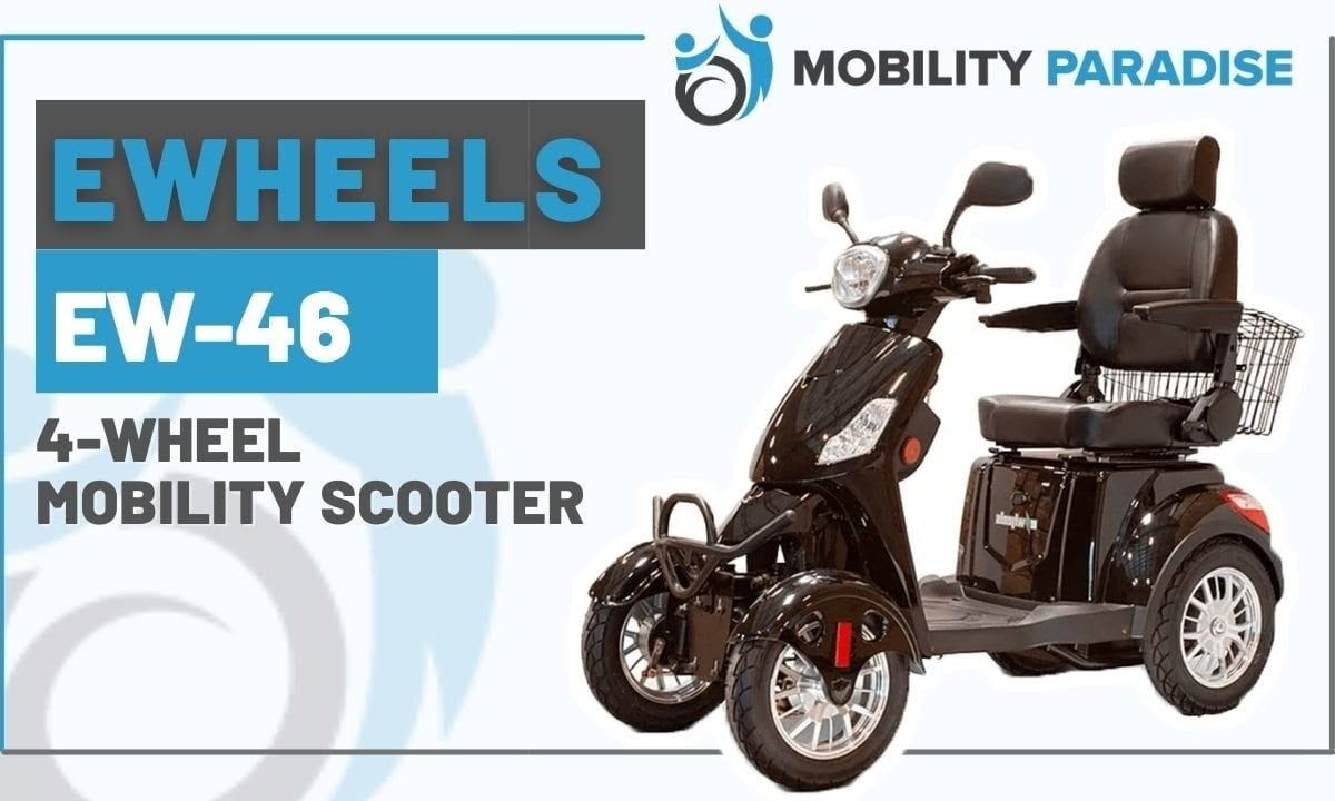 Best Mobility Scooters for Aging Seniors