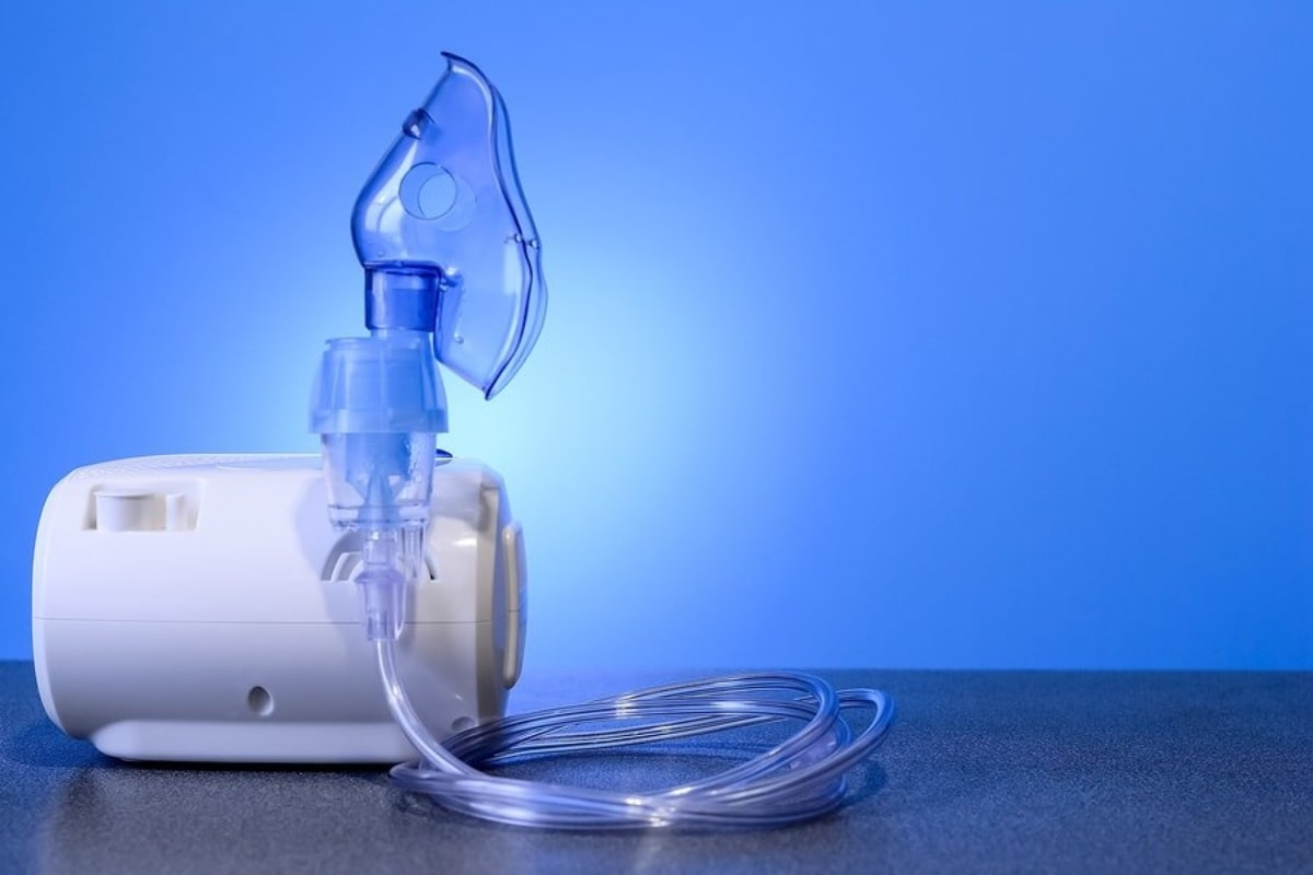 5 Advantages Of Using A Portable Nebulizer